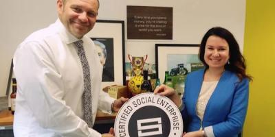 Любовь Ермолаева. Как социальные предприятия Англии завоевывают крупные рынки