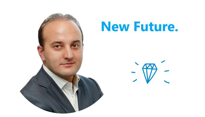 Alexander Filatov. New Future // Александр Филатов. Новое будущее